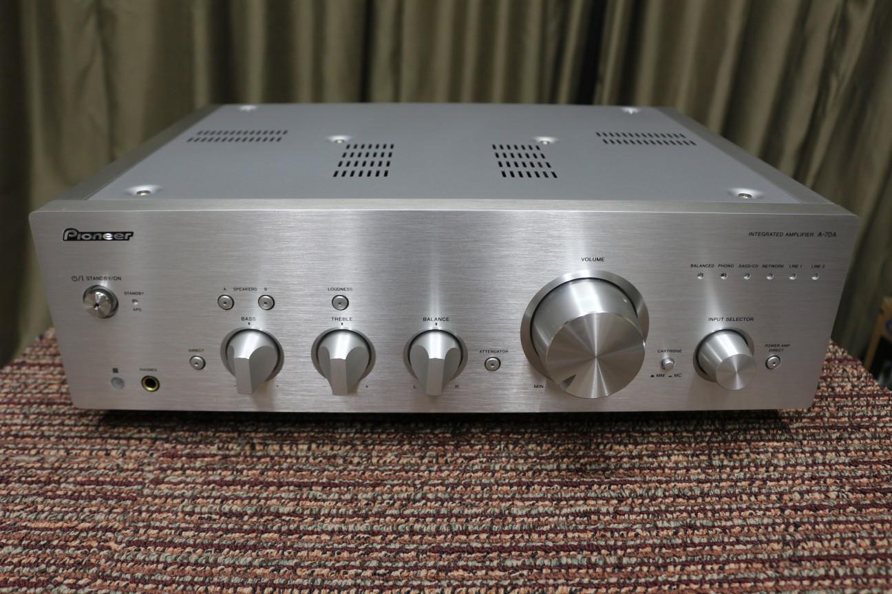 Pioneer N-70A (161557012)   Gebrauchtgerät   Digitale
