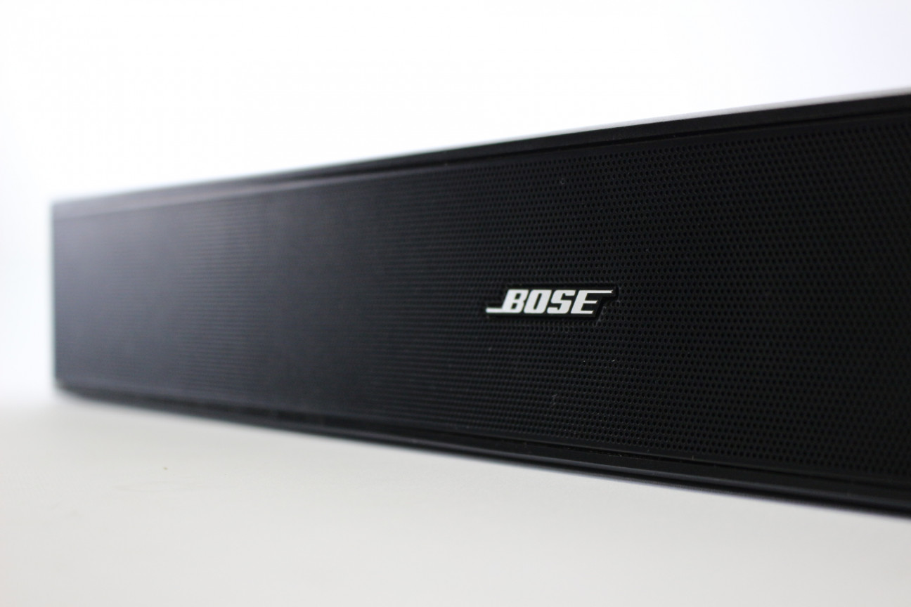 【中古】BOSE Solo 5 TV sound system【コード01-01564】