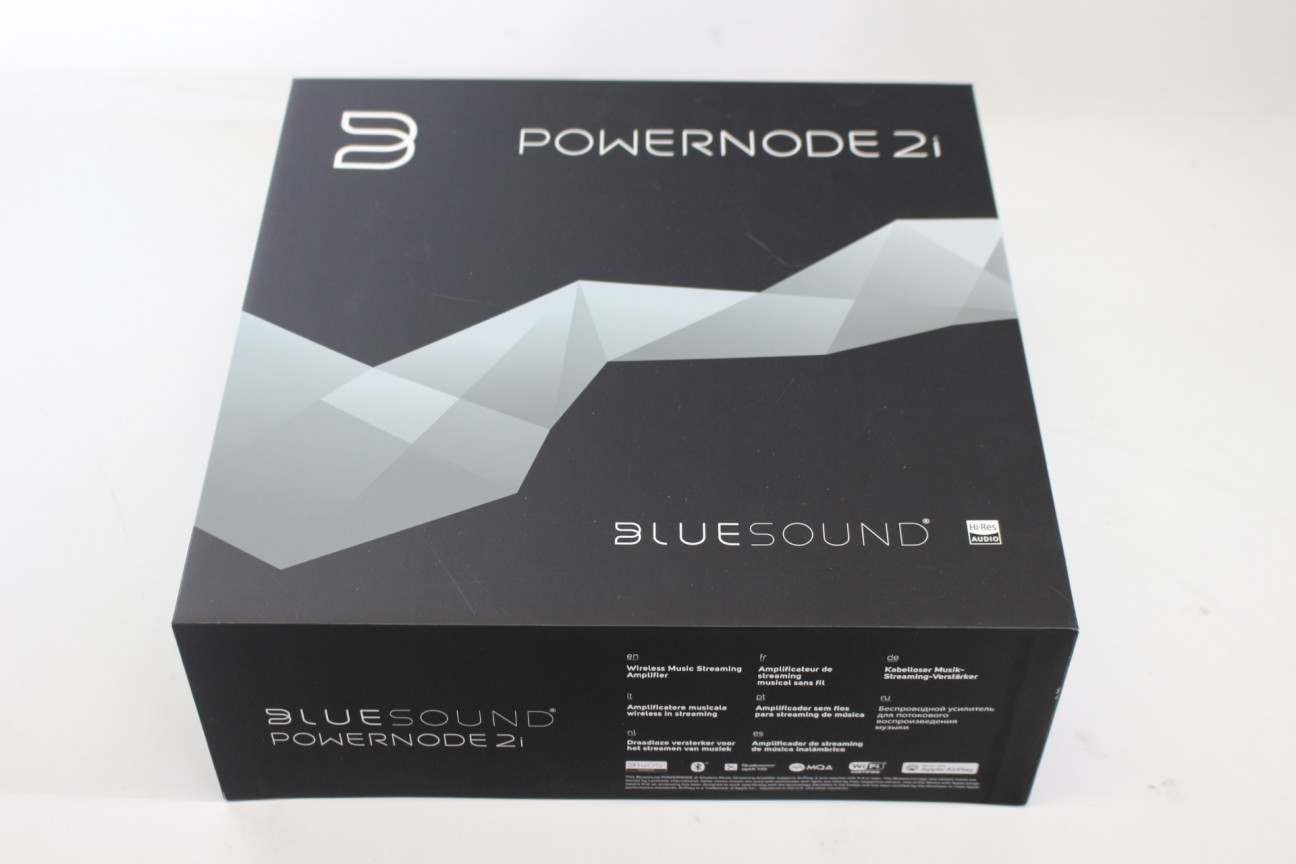 【中古】Bluesound POWER NODE 2i(W)【コード01-02468】