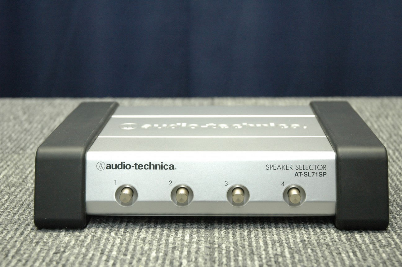 【中古】audio-technica AT-SL71SP 【コード03-05134】
