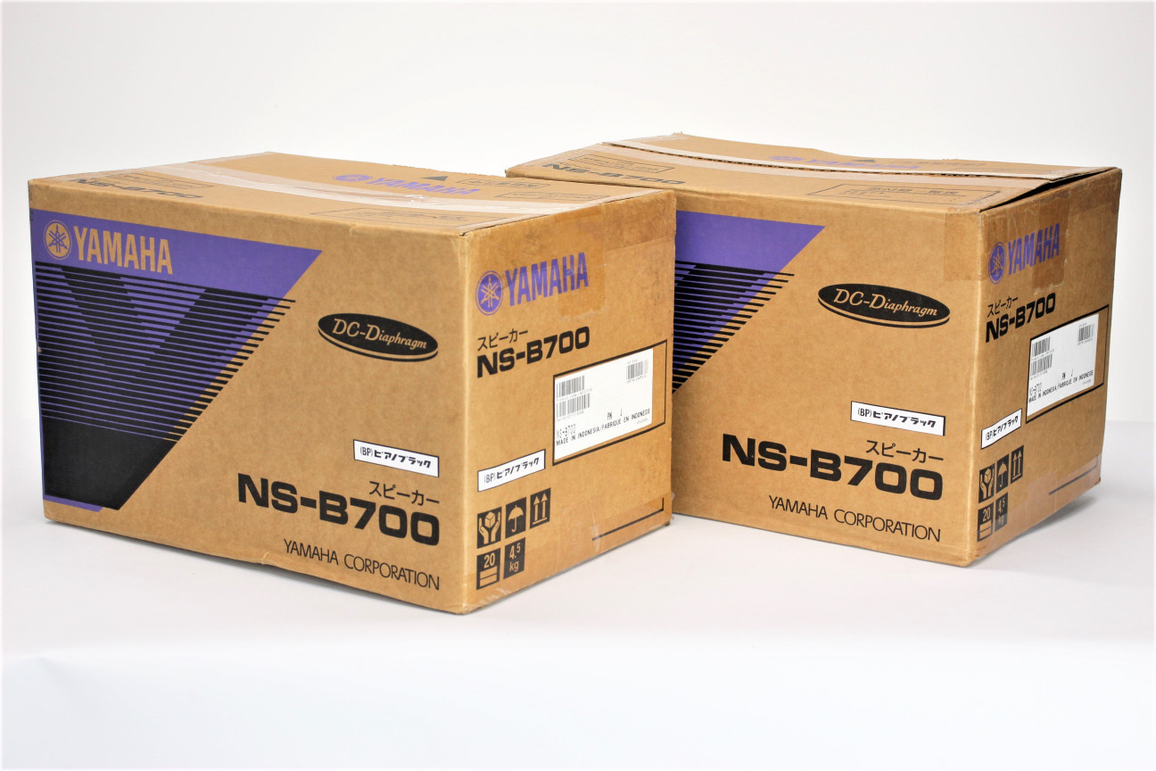 【中古】YAMAHA NS-B700(BP)【コード21-02134】