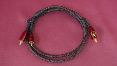 【中古】AudioQuest Golden Gate-1.0M/RCA【コード05-00413】