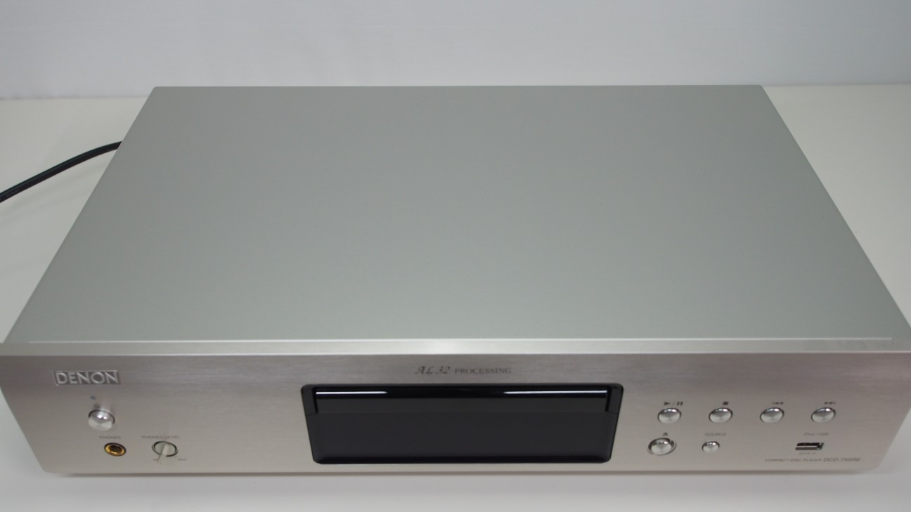 【中古】DENON DCD-755RE(SP)【コード21-00457】