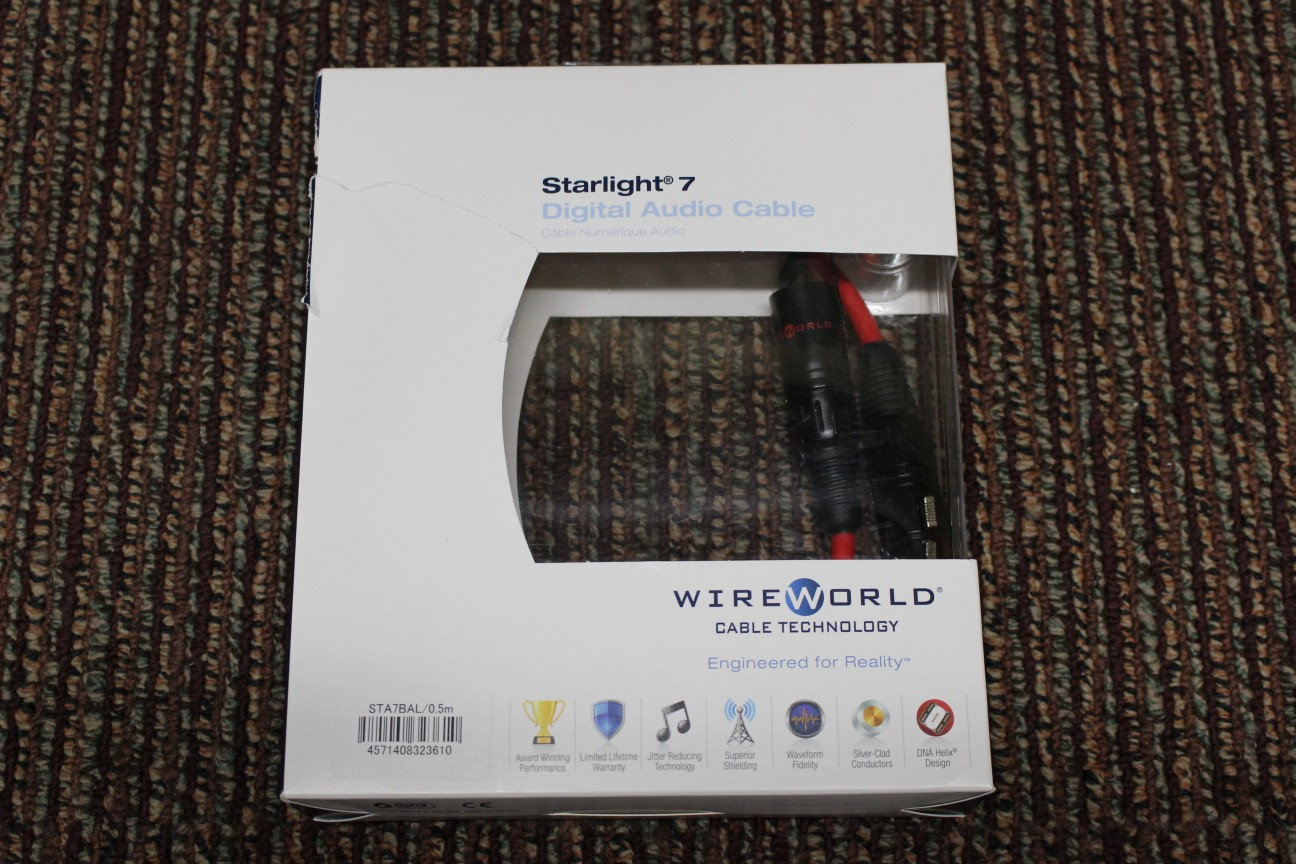 【中古】WireWorld STA7BAL/0.5m【コード00-96146】