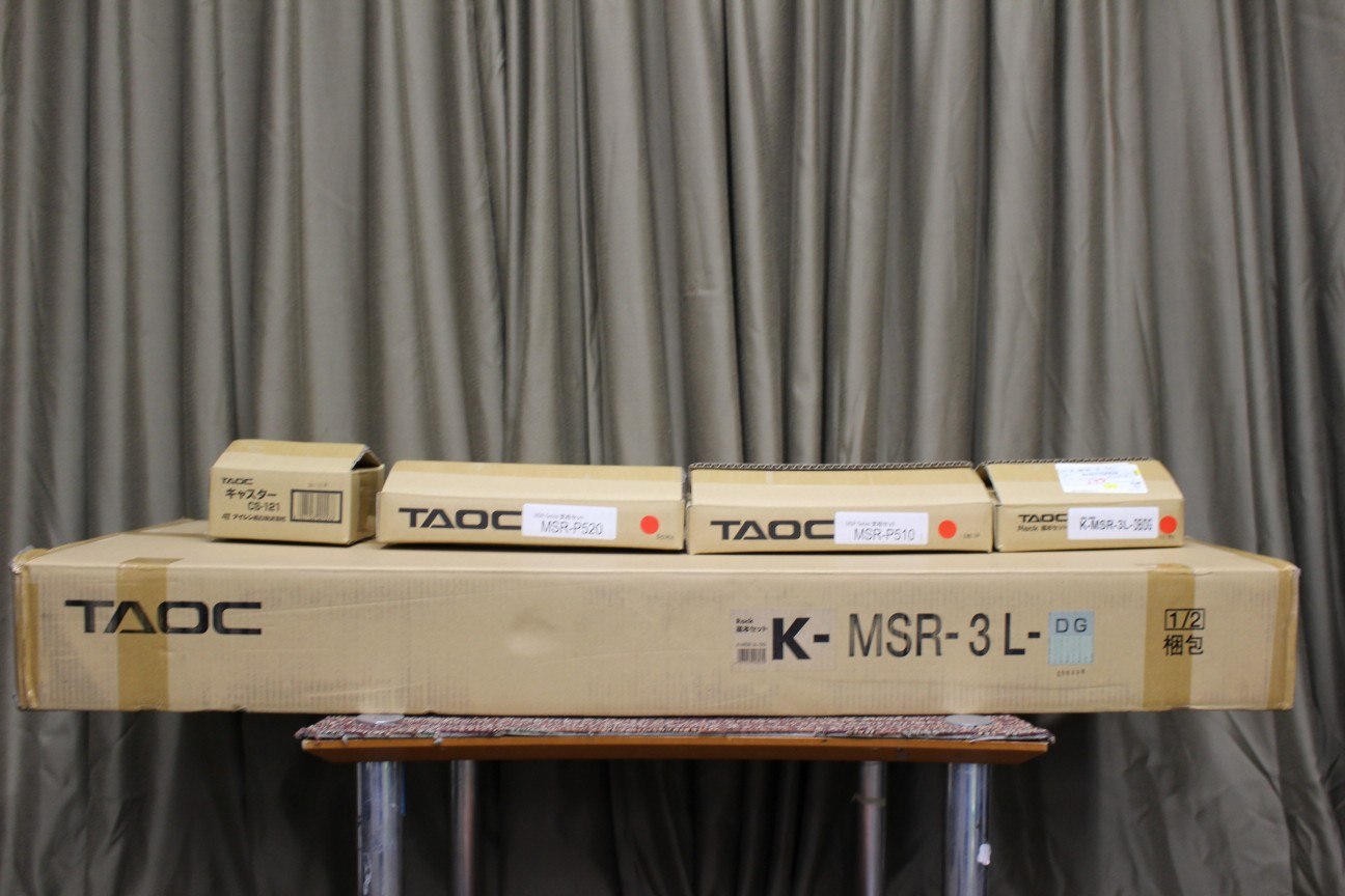 【中古】TAOC K-MSR-3L(DG) + option【コード00-96383】